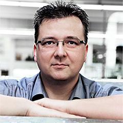 Christian Mix, Geschäftsführer Corlorprint