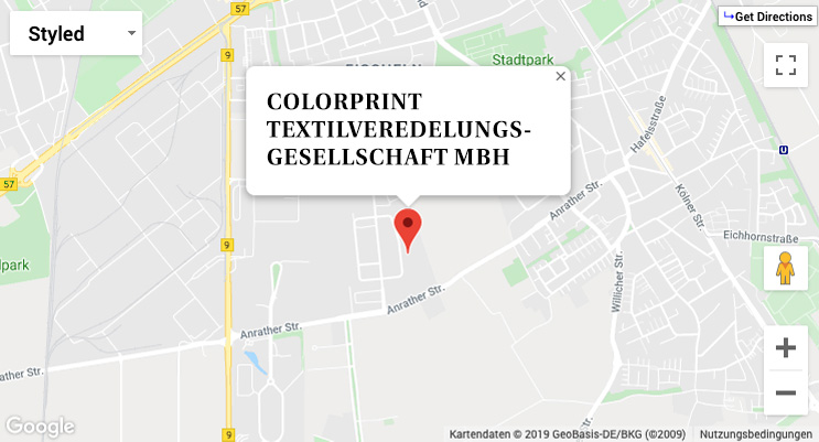 COLORPRINT Textilveredelungsgesellschaft mbH